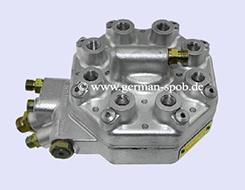 0438100034-|-0-438-100-034-Fuel-Distributor-👉-Regenerated-👈-Bosch-|-Ferrari   0438100034 / 0 438 100 034 BOSCH